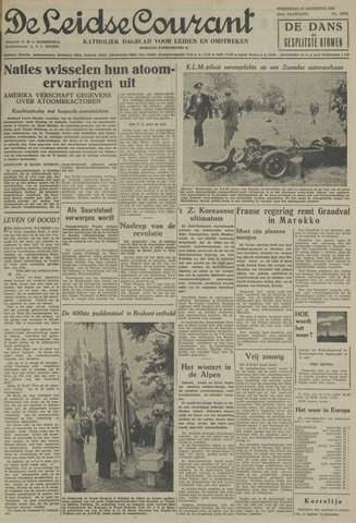 Leidse Courant 1955-08-10