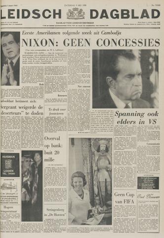 Leidsch Dagblad 1970-05-09