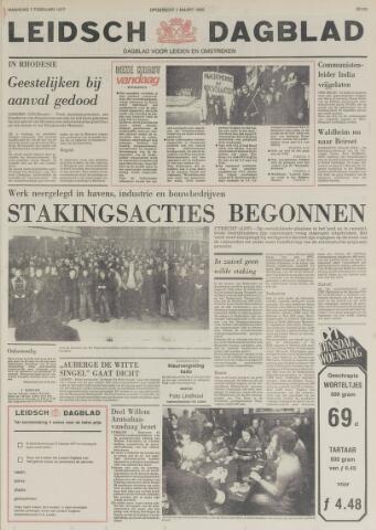 Leidsch Dagblad 1977-02-07