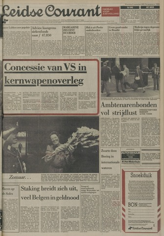 Leidse Courant 1983-09-21