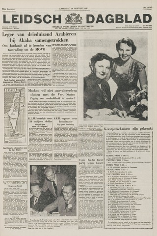 Leidsch Dagblad 1956-01-28
