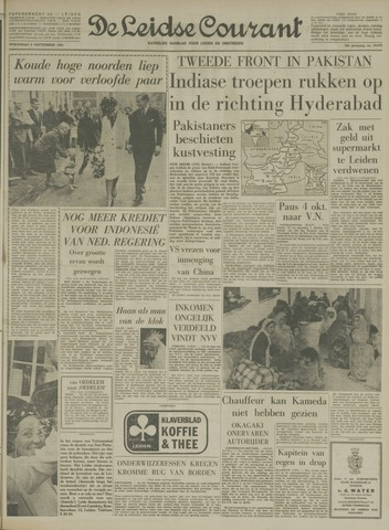 Leidse Courant 1965-09-08