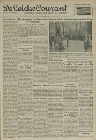Leidse Courant 1952-12-20