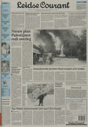 Leidse Courant 1992-09-02
