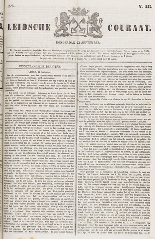 Leydse Courant 1875-09-23