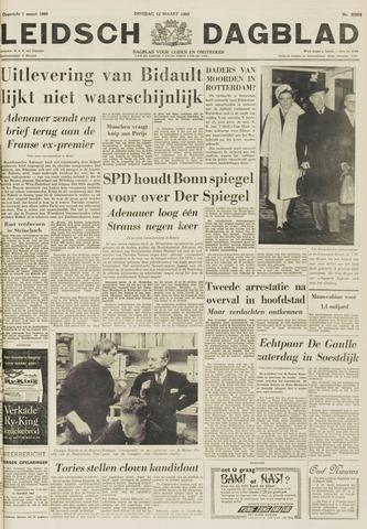 Leidsch Dagblad 1963-03-12