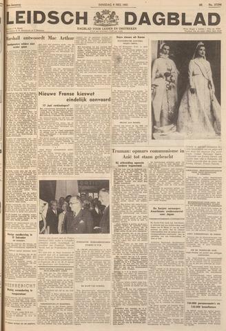 Leidsch Dagblad 1951-05-08