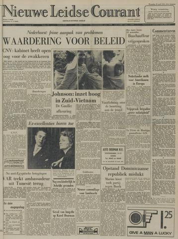 Nieuwe Leidsche Courant 1965-04-28
