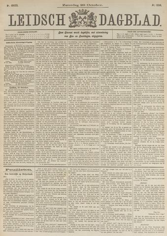 Leidsch Dagblad 1894-10-20