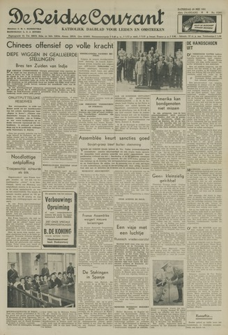 Leidse Courant 1951-05-19