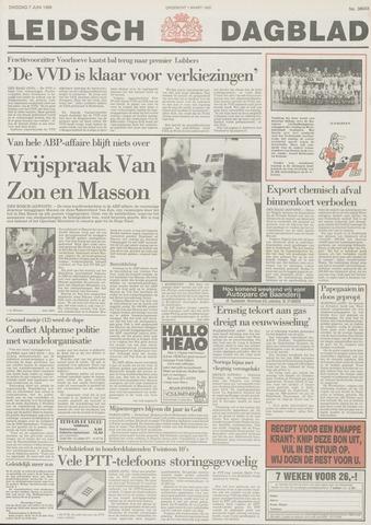 Leidsch Dagblad 1988-06-07