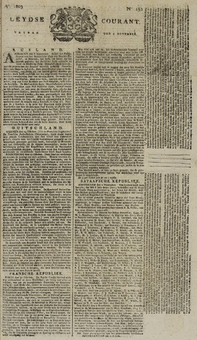 Leydse Courant 1803-11-04