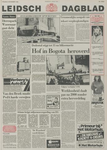 Leidsch Dagblad 1985-11-08