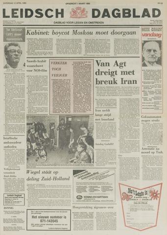 Leidsch Dagblad 1980-04-12