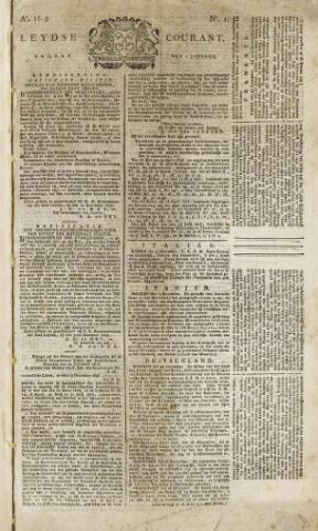 Leydse Courant 1819
