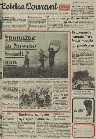 Leidse Courant 1976-08-05