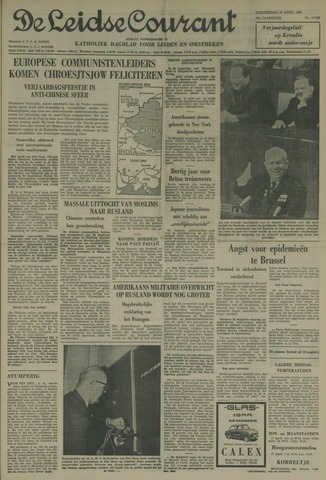 Leidse Courant 1964-04-16