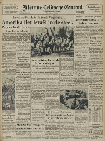 Nieuwe Leidsche Courant 1957-03-28