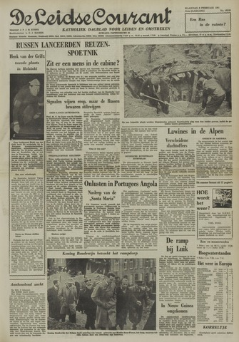 Leidse Courant 1961-02-06