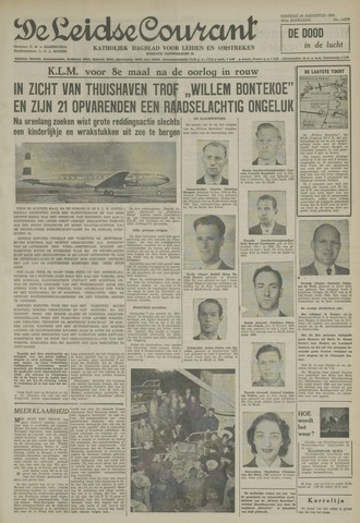Leidse Courant 1954-08-24