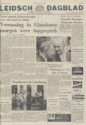 Leidsch Dagblad 1967-06-24