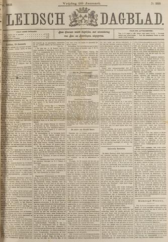 Leidsch Dagblad 1899-01-20