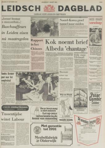 Leidsch Dagblad 1978-10-27