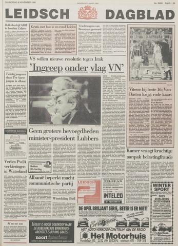 Leidsch Dagblad 1990-11-08