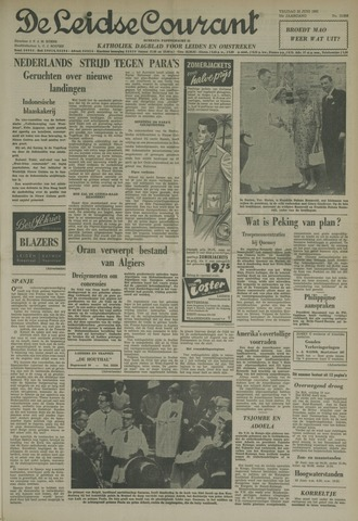 Leidse Courant 1962-06-22