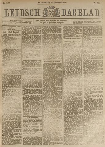 Leidsch Dagblad 1901-11-13