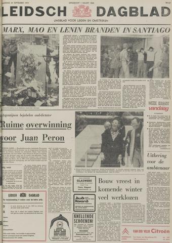 Leidsch Dagblad 1973-09-24