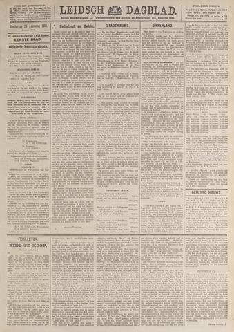 Leidsch Dagblad 1919-08-28