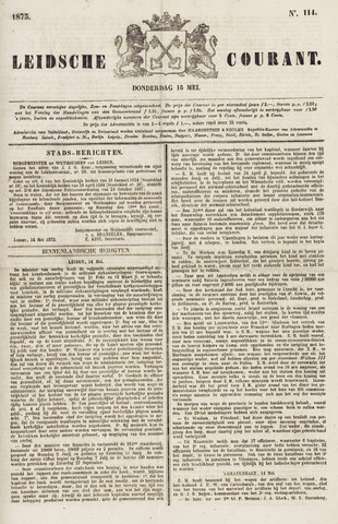 Leydse Courant 1873-05-15