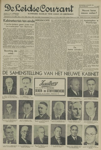 Leidse Courant 1951-03-14