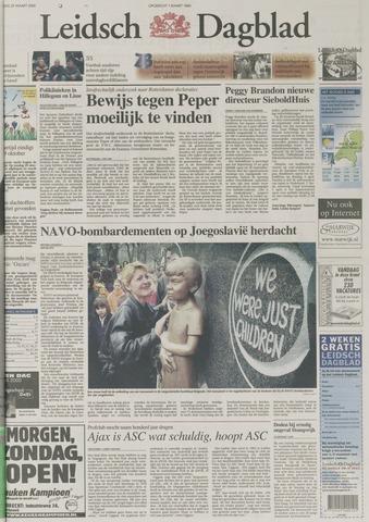 Leidsch Dagblad 2000-03-25