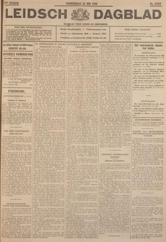 Leidsch Dagblad 1930-05-22