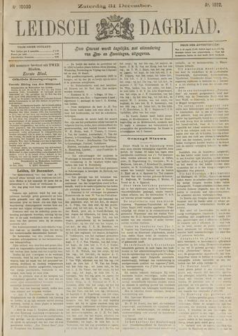 Leidsch Dagblad 1892-12-31