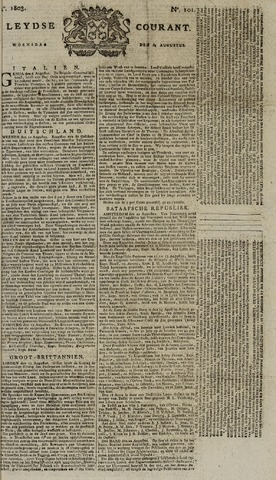 Leydse Courant 1803-08-24