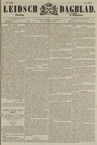 Leidsch Dagblad 1870-08-02