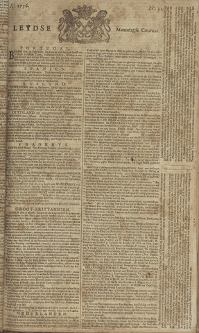 Leydse Courant 1756-03-15