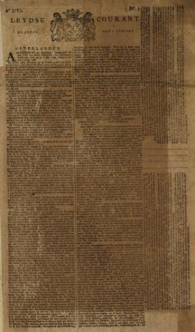Leydse Courant 1787
