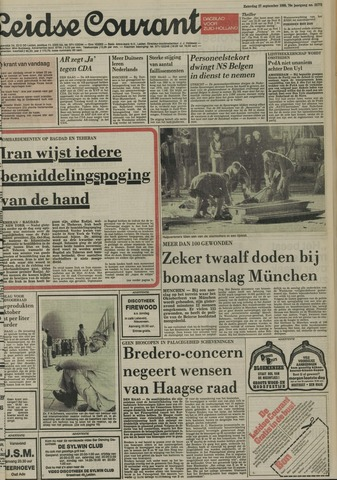 Leidse Courant 1980-09-27