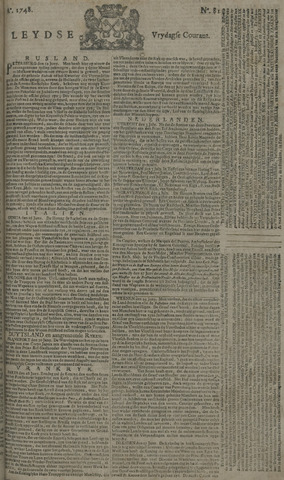 Leydse Courant 1748-07-05