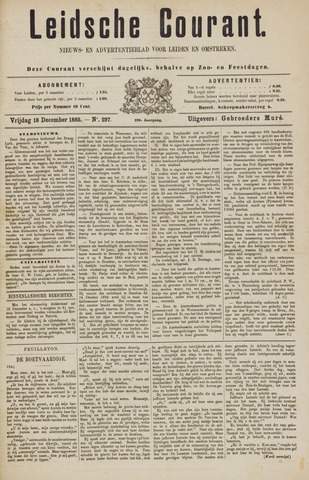 Leydse Courant 1885-12-18