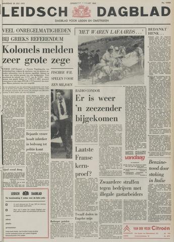 Leidsch Dagblad 1973-07-30