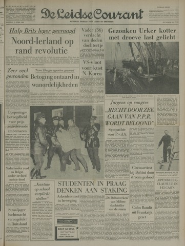 Leidse Courant 1969-04-21