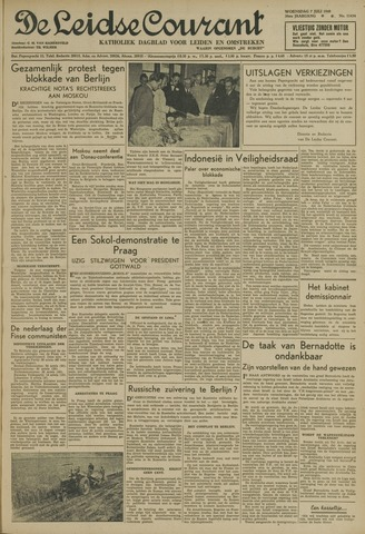 Leidse Courant 1948-07-07