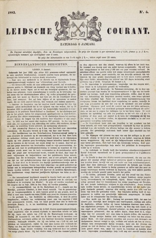Leydse Courant 1883-01-06