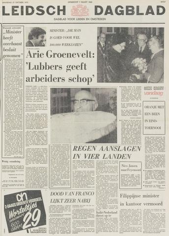 Leidsch Dagblad 1975-10-27