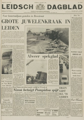 Leidsch Dagblad 1970-03-03